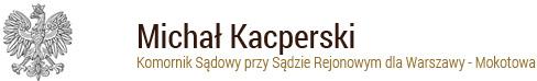 Michał Kacperski Logo